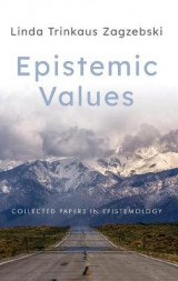 Omslag - Epistemic Values