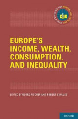 Omslag - Europe's Income, Wealth, Consumption, and Inequality