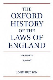 The Oxford History of the Laws of England Volume II av John Hudson (Innbundet)