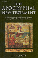 Omslag - The Apocryphal New Testament