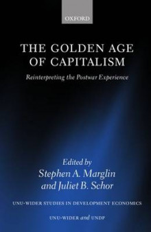 The Golden Age of Capitalism av Stephen A. Marglin og Juliet B. Schor (Heftet)