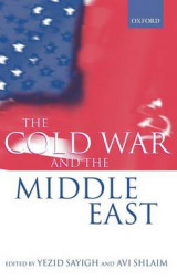 Omslag - The Cold War and the Middle East