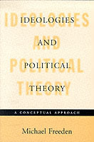 Ideologies and Political Theory av Michael Freeden (Heftet)