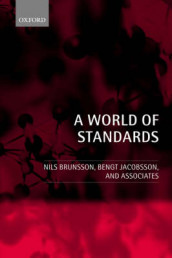 A World of Standards av Nils Brunsson og Bengt Jacobsson (Innbundet)