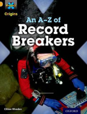Project X Origins: Gold Book Band, Oxford Level 9: Head to Head: An A-Z of Record Breakers av Chloe Rhodes (Heftet)