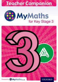 MyMaths: for Key Stage 3: Teacher Companion 3A: 3A av Ian Bettison (Blandet mediaprodukt)