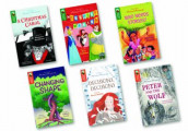 Oxford Reading Tree TreeTops Greatest Stories: Oxford Level 12-13: Mixed Pack av Tony Bradman, Gillian Cross, Becca Heddle, Margaret McAllister og Kimberley Reynolds (Samlepakke)