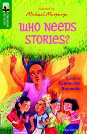 Oxford Reading Tree TreeTops Greatest Stories: Oxford Level 12: Who Needs Stories? av Kimberley Reynolds (Heftet)