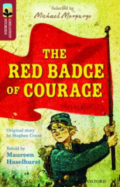 Oxford Reading Tree TreeTops Greatest Stories: Oxford Level 15: The Red Badge of Courage av Stephen Crane og Maureen Haselhurst (Heftet)