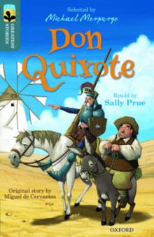 Oxford Reading Tree Treetops Greatest Stories: Oxford Level 19: Don Quixote av Sally Prue og Miguel de Cervantes (Heftet)
