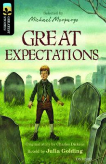 Oxford Reading Tree Treetops Greatest Stories: Oxford Level 20: Great Expectations av Julia Golding og Charles Dickens (Heftet)