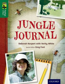 Oxford Reading Tree Treetops Infact: Level 12: Jungle Journal av Deborah Kespert (Heftet)