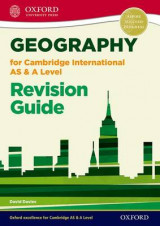 Omslag - Geography for Cambridge International as and A Level Revision Guide