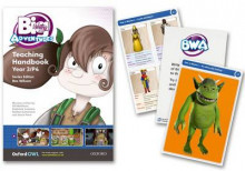 Big Writing Adventures: Year 3/Primary 4: Teaching Pack av Gill Matthews, Stephanie Austwick, Janice Pimm og Rachael Sutherland (Blandet mediaprodukt)
