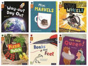 Oxford Reading Tree inFact: Level 8: Mixed Pack of 6 av Rob Alcraft, Brita Granstroem, Heather Hammonds, Mick Manning, Jill McDougall og Peter Millett (Samlepakke)