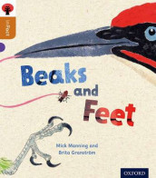 Oxford Reading Tree inFact: Level 8: Beaks and Feet av Brita Granstroem og Mick Manning (Heftet)