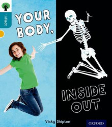 Oxford Reading Tree inFact: Level 9: Your Body, Inside Out av Vicky Shipton (Heftet)