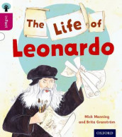 Oxford Reading Tree inFact: Level 10: The Life of Leonardo av Brita Granstroem og Mick Manning (Heftet)