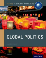 Omslag - IB Global Politics Course Book: Oxford IB Diploma Programme