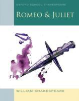 Omslag - Oxford School Shakespeare: Romeo and Juliet