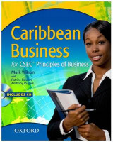 Omslag - Caribbean Business for CSEC Principles of Business