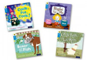 Oxford Reading Tree Traditional Tales: Level 3: Pack of 4 av David Bedford, Nikki Gamble, Monica Hughes, Gill Munton og Thelma Page (Samlepakke)
