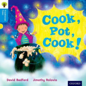 Oxford Reading Tree Traditional Tales: Level 3: Cook, Pot, Cook! av David Bedford, Nikki Gamble og Thelma Page (Heftet)