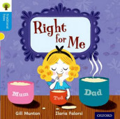 Oxford Reading Tree Traditional Tales: Level 3: Right for Me av Nikki Gamble, Gill Munton og Thelma Page (Heftet)