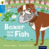 Oxford Reading Tree Traditional Tales: Level 3: Boxer and the Fish av Nikki Gamble, Monica Hughes og Thelma Page (Heftet)