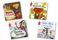 Oxford Reading Tree Traditional Tales: Level 4: Pack of 4 av Monica Hughes, Jan Burchett, Sara Vogler, Alison Hawes, Paeony Lewis, Nikki Gamble og Thelma Page (Heftet)