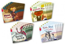 Oxford Reading Tree Traditional Tales: Level 4: Class Pack of 24 av Monica Hughes, Jan Burchett, Sara Vogler, Alison Hawes, Paeony Lewis, Nikki Gamble og Thelma Page (Heftet)