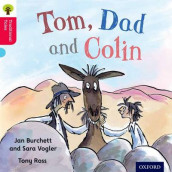 Oxford Reading Tree Traditional Tales: Level 4: Tom, Dad and Colin av Jan Burchett, Nikki Gamble og Thelma Page (Heftet)