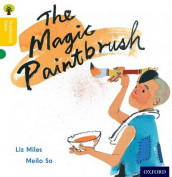 Oxford Reading Tree Traditional Tales: Level 5: The Magic Paintbrush av Nikki Gamble, Liz Miles og Thelma Page (Heftet)