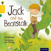 Oxford Reading Tree Traditional Tales: Level 5: Jack and the Beanstalk av Nikki Gamble, Gill Munton og Thelma Page (Heftet)