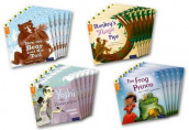 Oxford Reading Tree Traditional Tales: Level 6: Class Pack of 24 av Pam Dowson, Nikki Gamble, Pippa Goodhart, Becca Heddle, Susan Price og Pat Thomson (Samlepakke)