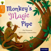 Oxford Reading Tree Traditional Tales: Level 6: Monkey's Magic Pipe av Pam Dowson, Nikki Gamble, Charlotte Raby og Pat Thomson (Heftet)