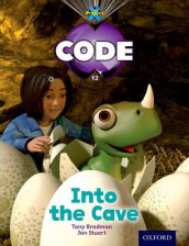 Project X Code: Dragon Into the Cave av Tony Bradman, Jan Burchett, Marilyn Joyce og Sara Vogler (Heftet)