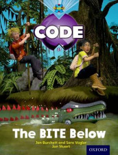Project X Code: Falls The Bite Below av Jan Burchett, Marilyn Joyce, Janice Pimm og Sara Vogler (Heftet)