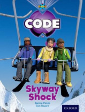 Project X Code: Skyway Shock av Jan Burchett, Marilyn Joyce, Janice Pimm og Sara Vogler (Heftet)