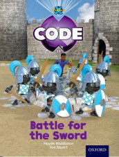 Project X Code: Castle Kingdom Battle for the Sword av Marilyn Joyce og Haydn Middleton (Heftet)