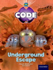 Project X Code: Forbidden Valley Underground Escape av Marilyn Joyce og Haydn Middleton (Heftet)
