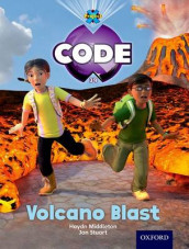 Project X Code: Forbidden Valley Volcano Blast av Marilyn Joyce og Haydn Middleton (Heftet)