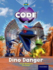 Project X Code: Forbidden Valley Dino Danger av Marilyn Joyce og Haydn Middleton (Heftet)