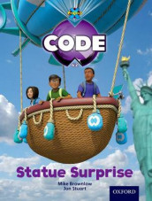 Project X Code: Wonders of the World Statue Surprise av Tony Bradman, Mike Brownlow og Marilyn Joyce (Heftet)