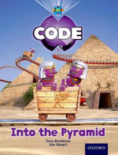 Project X Code: Pyramid Peril Into the Pyramid av Tony Bradman, Mike Brownlow og Marilyn Joyce (Heftet)
