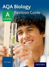 Omslag - AQA A Level Biology Revision Guide