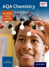 AQA Chemistry: A Level Year 1 and AS av Ted Lister og Janet Renshaw (Heftet)