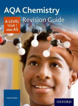 Omslag - AQA A Level Chemistry Year 1 Revision Guide: Year 1