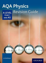 Omslag - AQA A Level Physics Year 1 Revision Guide: Year 1