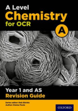 Omslag - OCR A Level Chemistry A Year 1 Revision Guide: Year 1